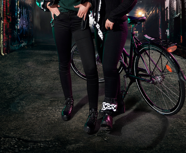Reflective Gear for Cycling to wear when going by bike at work